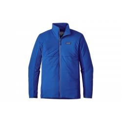 Veste Patagonia Nano-Air Light Hybrid Bleu