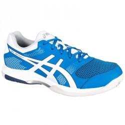 Chaussures de Badminton Asics Gel Rocket 8 Bleu / Blanc