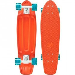 Cruiser Skateboard BIG YAMBA Rouge Bleu
