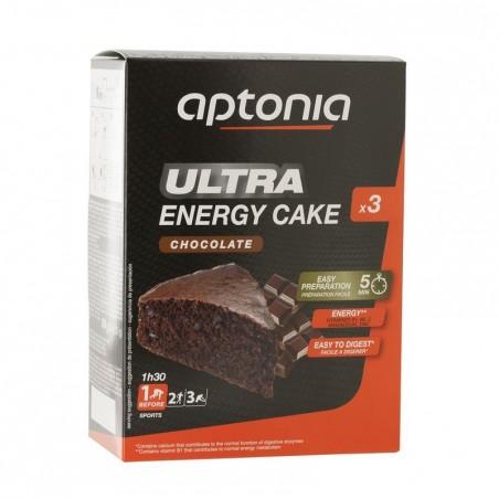 Gateau énergétique ULTRA ENERGY CAKE chocolat 3x133g