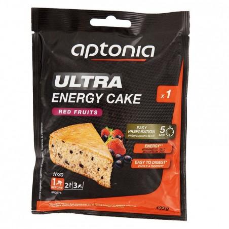Gâteau énergétique poudre APTONIA ULTRA ENERGY CAKE fruits rouges