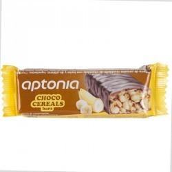 Barre céréale enrobée CHOCO CEREALS chocolat banane 32g