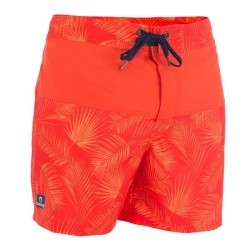 Boardshort court guethary breath rouge