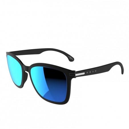 Lunettes de marche sportive adulte WALKING 600 noires & bleues catégorie 3