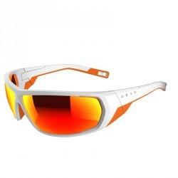 Lunettes de soleil ski & montagne adulte IWATE blanches verres interchangeables