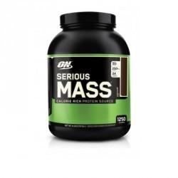 SERIOUS MASS optimum nutrition chocolat 2,7Kg