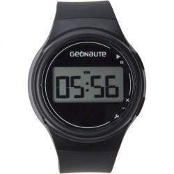 Montre digitale sport chronomètre homme W100 M noire