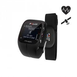Montre GPS M400 HRM avec ceinture cardio noire