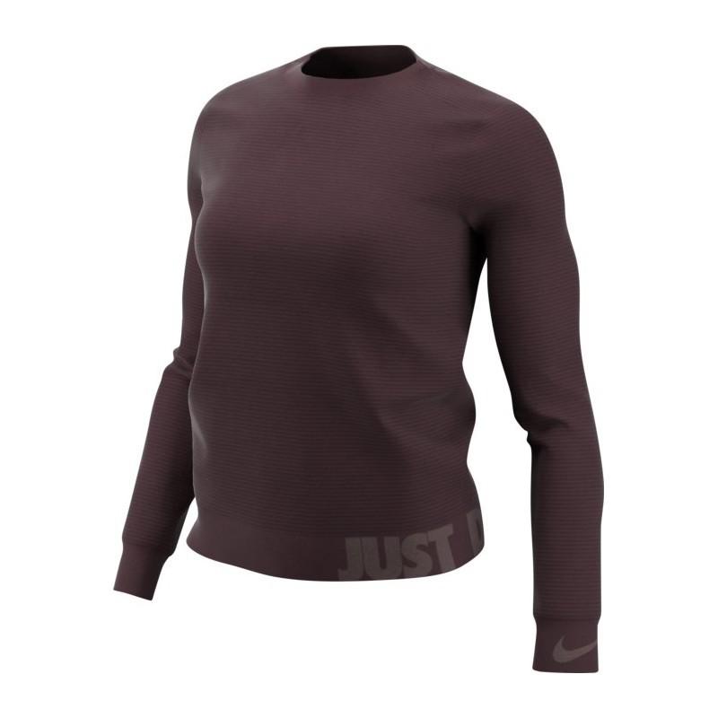 Dbl Dry Top Shirt Fitness Grx Fa Nike Crew Test Sweat Femme Avis WYe29IDEH
