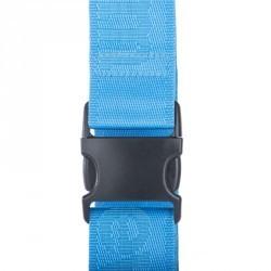 Sangle bagage bleu