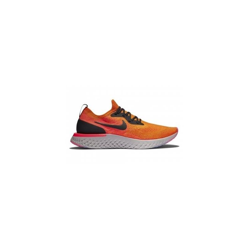 Chaussures Orange Nike De React Test Running Epic Flyknit Avis Z7Zqr1Y5wx