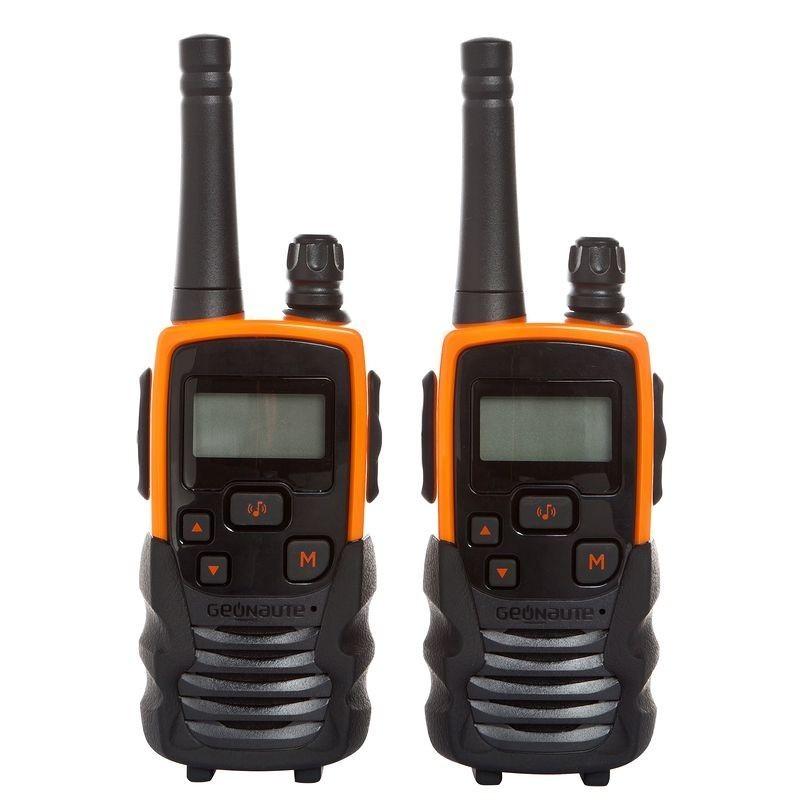 avis test talkie walkie onchannel 710 orange noir. Black Bedroom Furniture Sets. Home Design Ideas