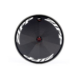 Roue Arrière Zipp Super 9 Carbon Disc Pneu | 9x130mm | Corps Shimano/Sram | Stickers Blanc