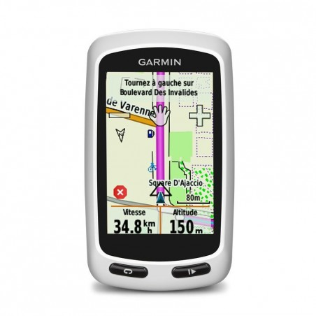 GPS de vélo EDGE TOURING europe