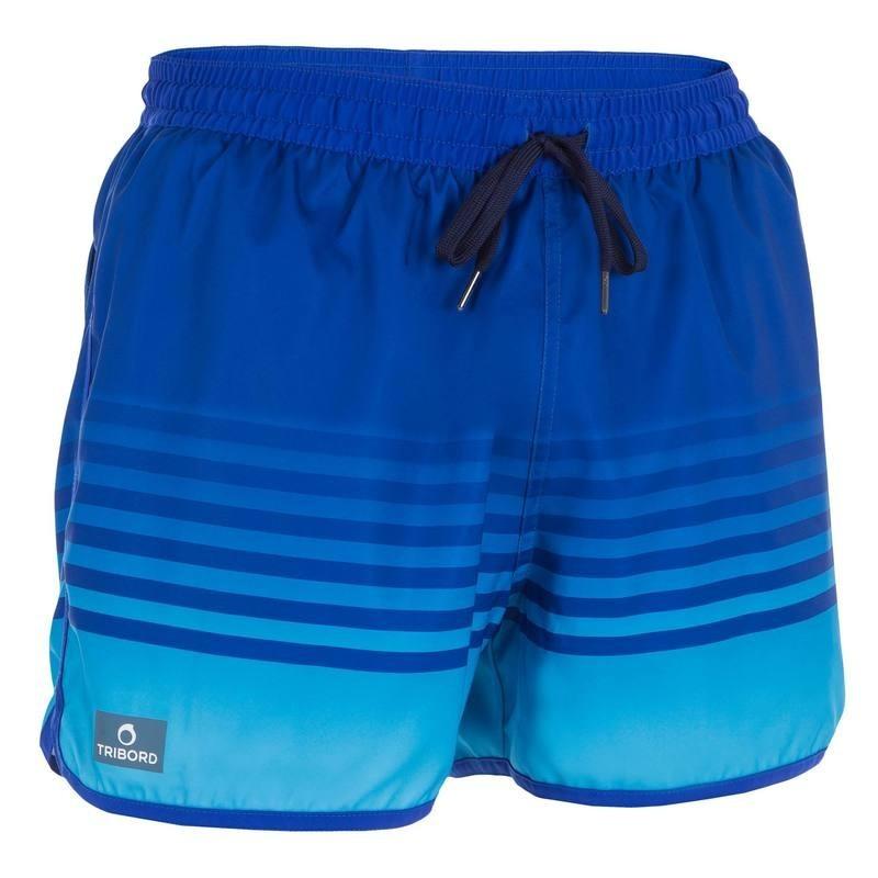 Boardshort court Bidarte sunset bleu