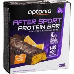 Barre de protéines AFTER SPORT chocolat orange 5X40g