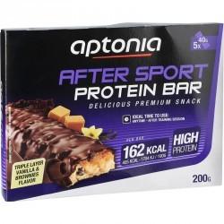 Barre de protéines AFTER SPORT brownie 5X40g