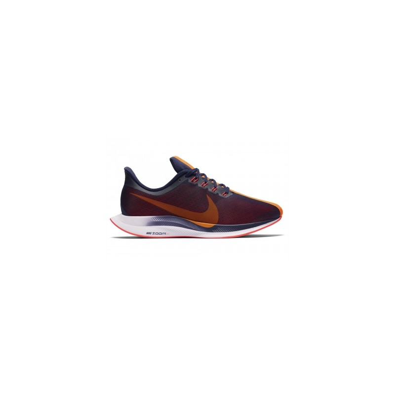 buy online 2195e e21ce Chaussures de Triathlon Femme Nike Zoom Pegasus Turbo Bleu   Orange