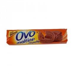 Biscuits sport OVOMALTINE CRUNCHY  chocolat 250g