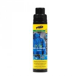 Imprégnation textiles Eco Wash-In Proof 250 ml