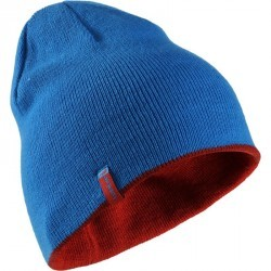BONNET SKI ADULTE REVERSE ROUGE BLEU WED'ZE