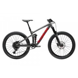 VTT Tout Suspendu 2019 Trek Remedy 7 27.5+ Sram NX Eagle 12V Gris