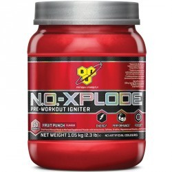 PRE WORKOUT BSN NO-XPLODE Fruit punch 1kg