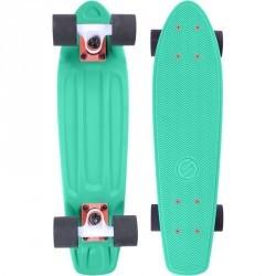 Cruiser Skateboard YAMBA Vert Noir