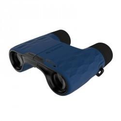 Jumelles randonnée adulte sans réglage B500 grossissement x10 bleues et noires