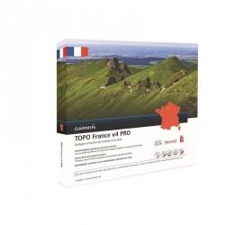 Carte de randonnée topographique France entière V4