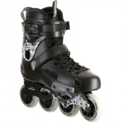 Roller freeride hockey PLAYLIFE BRONX noir gris
