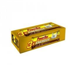 Barre énergétique ENERGIZE chocolat 3x55g