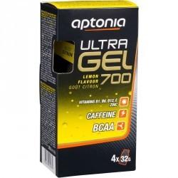 Gel énergétique ULTRA GEL 700 citron 4x32g