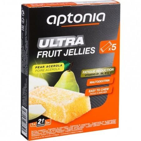 Pâtes de fruits ULTRA poire 5x25g