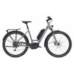 Vélo de Ville Électrique Trek UM5+ Lowstep 500W Shimano Deore 9V Gris 2019