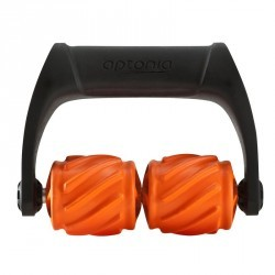 Massage de récupération 300 noir et orange