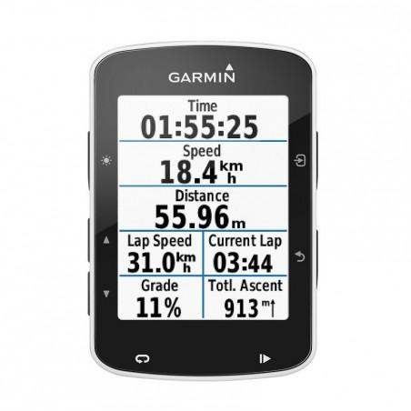 GPS de vélo Edge 520
