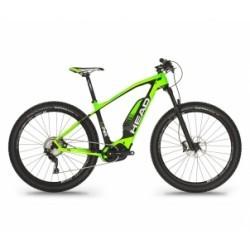 VTTAE Semi-Rigide HEAD Bike Volta 27,5Shimano XT 11V Vert