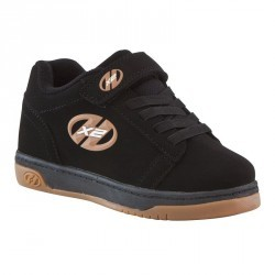 Chaussure à roulettes DUAL UP BOY Black gum