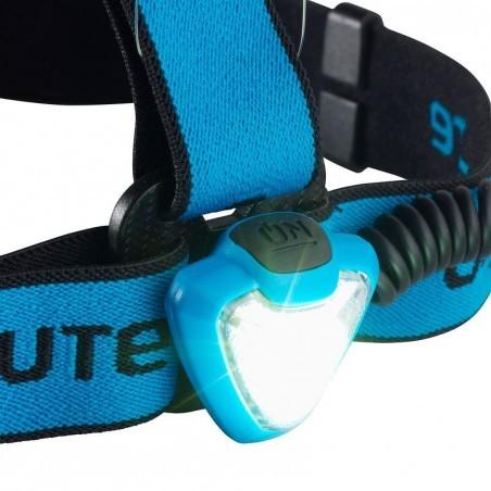 Lampe frontale Running ONNIGHT 210 V2 Bleue - 100 lumens