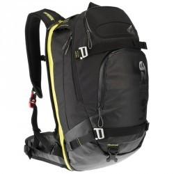 SAC A DOS WED'ZE REVERSE DEFENSE 700 NOIR P