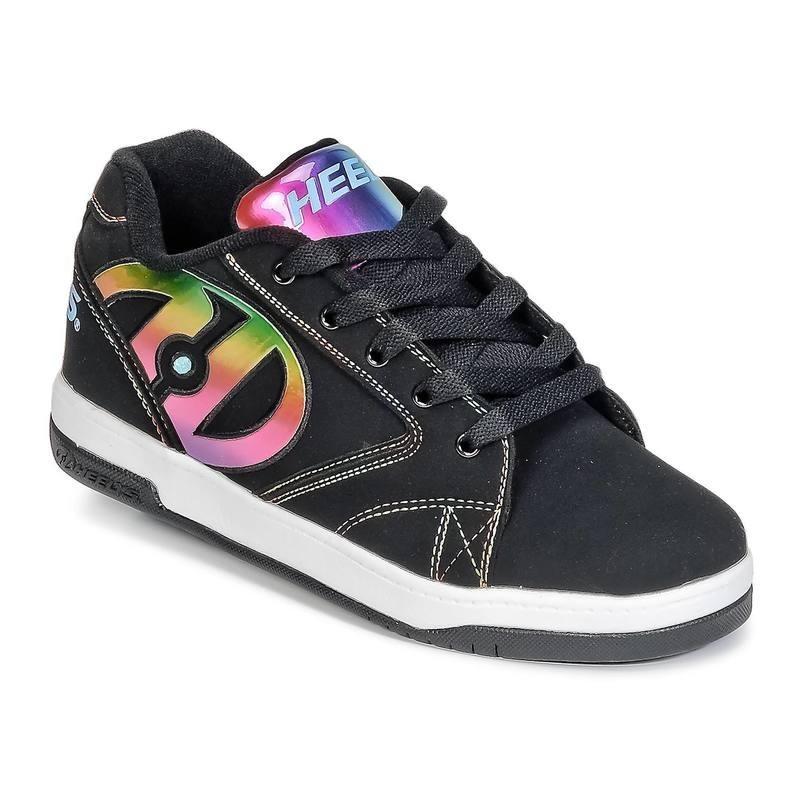 Chaussures à roulettes HEELYS PROPEL 2.0 BLACK / HOLOGRAM
