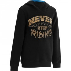 Sweat Shirt Skate junior MID ride black