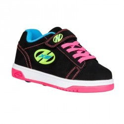 Chaussure à roulettes HEELYS DUAL UP GIRL NEON