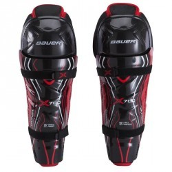 JAMBIERES VAPOR X700 JUNIOR noir rouge