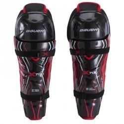 JAMBIERES VAPOR X700 noir rouge