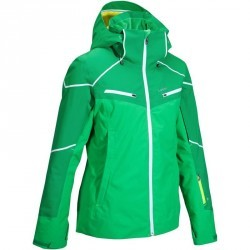 Veste ski femme Slide 700 verte