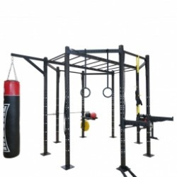 Cage cross training LF' Leader Fit