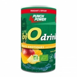 Boisson Biodrink Punch Power antioxydant fruits exotiques – 500g
