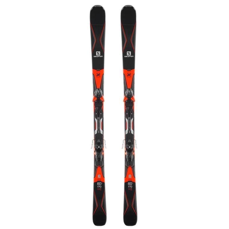 Test ski Salomon Luan 2017 : ski Piste polyvalence Femme 2017